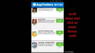 AppTrailers UNLIMITED Points(Must Watch)