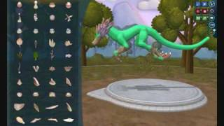 Spore - Eastern Dragon Tutorial (version 2)