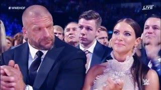 getlinkyoutube.com-Triple H and Stephanie 2016 Tribute - Unbreakable