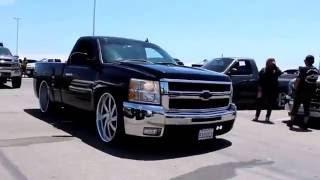 getlinkyoutube.com-West Side Trucks Summer Truck Meet 2016
