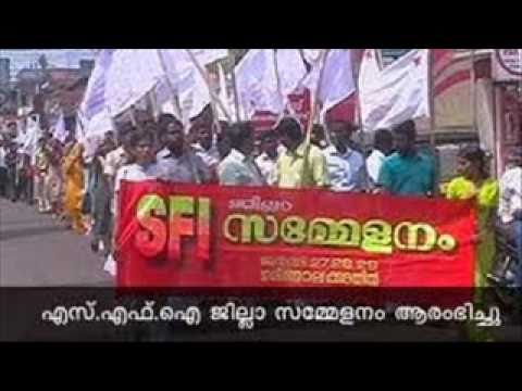 CPIM Malayalam Song - Kerala Election 2011 CPIM Kerala DYFI SFI CPI-2