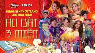 getlinkyoutube.com-16 Nữ Ca Sĩ Thúy Nga Trình Diễn Áo Dài 3 Miền in PBN 109 30th Anniversary.