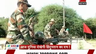 getlinkyoutube.com-Zee Media Special: Indian military's lethal weapons at display