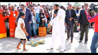 MARCH 18, 2018 MIGHTY HEALING SERVICE IN MAPUTO - PROPHET DR. OWUOR