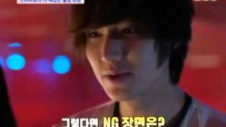 getlinkyoutube.com-[MinMin Couple Moment] City Hunter Club Scene NG- Minho && Minyoung (YS && Nana)
