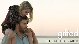 GIFTED | OFFICIAL HD TRAILER - CHRIS EVANS MOVIE | FOX Searchlight