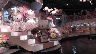 getlinkyoutube.com-Sanrio PuroLand Character Boat Ride ~ サンリオ ピューロランド キャラクターボートライド