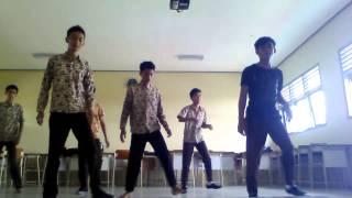 Sajojo dance  (Tarian sajojo)