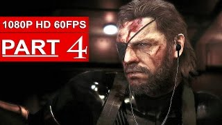 getlinkyoutube.com-Metal Gear Solid 5 The Phantom Pain Gameplay Walkthrough Part 4  [1080p HD 60FPS] - No Commentary