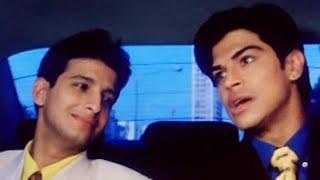 getlinkyoutube.com-Sharman Joshi & Sahil Khan Bank Robbery Plan - Xcuse Me - Superhit Comedy Scene