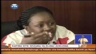 Wanafunzi wazuiliwa kujiunga na kidato cha kwanza