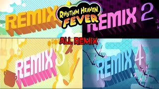 getlinkyoutube.com-All Remix in Rhythm Heaven Fever (Wii)