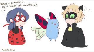 Ladybug and Cat Noir's son [Miraculous Ladybug Comic Dub]