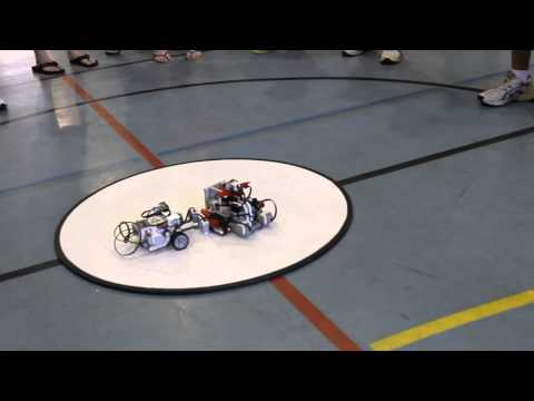 Robotics Sumo Challenge 2014 RSC junior team