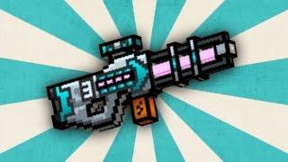 getlinkyoutube.com-Pixel Gun 3D - Prototype UP2 [Review]