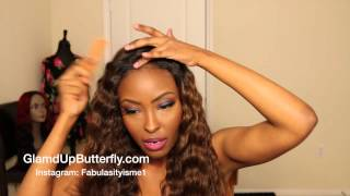 getlinkyoutube.com-Bomb Synthetic Wigs: Show and Tell