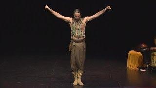 با شاهرخ مشکین قلم، رقصنده ایرانی در لیون فرانسه - le mag