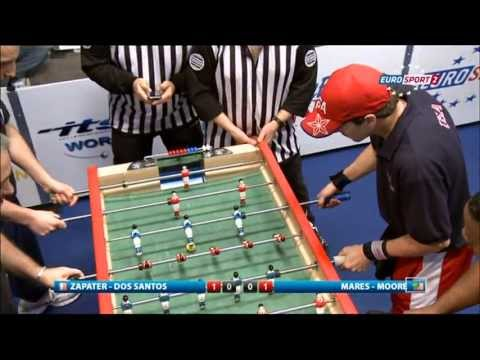 2013 ITSF TABLE SOCCER WORLD CUP @ NANTES, FRANCE