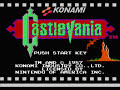 Nintendo - Castlevania 1 - Stage 3 - Wicked Child