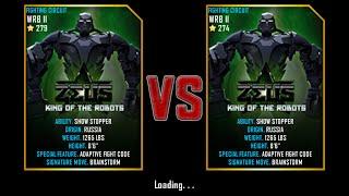 getlinkyoutube.com-Real Steel WRB Championship ZEUS VS ZEUS NEW UPDATE
