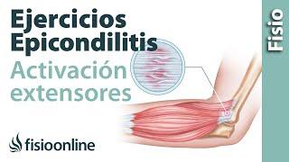 getlinkyoutube.com-Epicondilitis - Ejercicio de reprogramación o activación de epicondileos