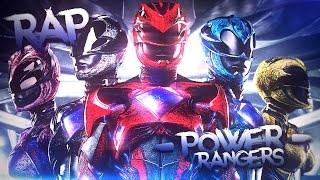 RAP POWER RANGERS (THE MOVIE) |  ft GunnerZ