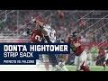 Donta Hightower Strip Sack!   Patriots vs. Falcons   Super Bowl LI Highlights