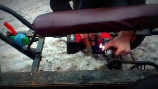 getlinkyoutube.com-детский электромобиль из шуруповерта Милуоки