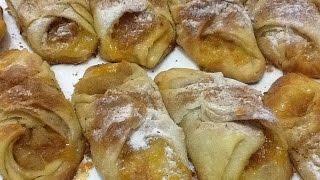 getlinkyoutube.com-بليغات مورقين بالتفاح و القرفة حلوى رائعة المذاق و الشكل بخطوات بسيطة