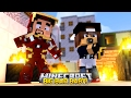 Minecraft Adventure - IRONMAN TURNS JACK INTO A BABY!!