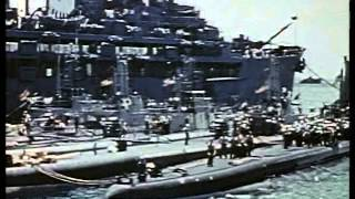 getlinkyoutube.com-World War II Submarine Warfare - rare footage