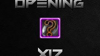 getlinkyoutube.com-Opening 17 Arcane Quad-core Rings [Global Digimon Masters Online]
