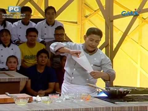 Kusina Master: Spicy Chicharon Puffs ala Chef Boy