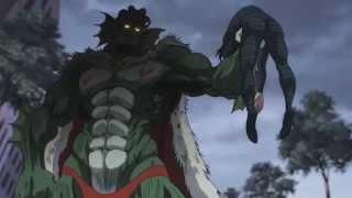 getlinkyoutube.com-One Punch Man AMV  / Pretty  & Sonic vs King AMV