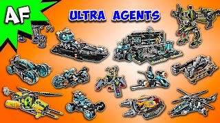 getlinkyoutube.com-Every Lego ULTRA AGENTS Set - Complete Collection!