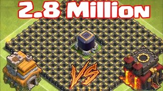 "getlinkyoutube.com-""Clash of clans HISTORICAL 2.8 MILLION Raid"" (Top 5 countdown)"