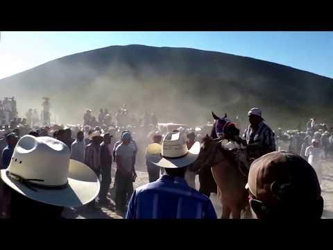Carreras de caballos San Jose De Raíces Galeana N.L 1/06/14