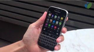 getlinkyoutube.com-Tinhte.vn - Mở hộp và trên tay BlackBerry Classic