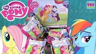 getlinkyoutube.com-MLP Metallic Figures with Golden Pinkie Pie ? | My Little Pony Opening | PSToyReviews
