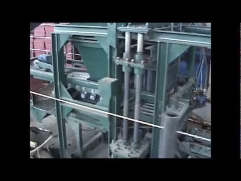 Maquina de Bloco Hidraulica