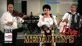 getlinkyoutube.com-BRADUTA si NINEL STANGACIU . Medalion's Live 2015 (oficial video)