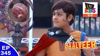 Baal Veer   बालवीर   Episode 345   Santa Claus & Baalveer Look For Manav