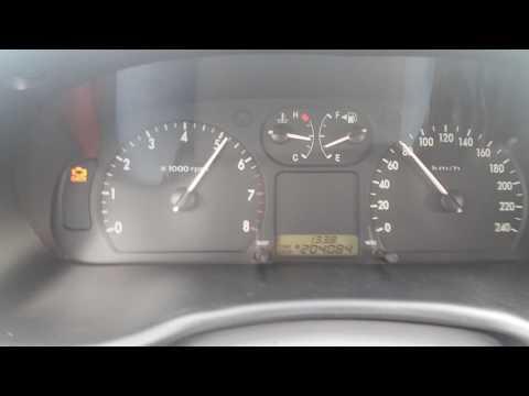Kia Magentis 2.0 разгон до 190 км/ч