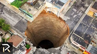 getlinkyoutube.com-10 Largest Holes Swallowing The Earth