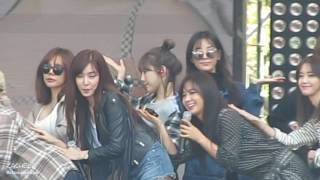 getlinkyoutube.com-[FANCAM] 161008 SNSD rehearsal (Taeyeon focused) at DMC Festival 'MBC Korean Music Wave' 태연 팬캠