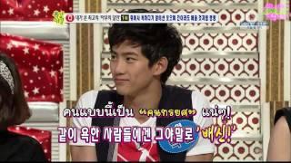 getlinkyoutube.com-[2PM2U] Taecyeon+Wooyoung - คำถามสัมผัสที่หก.1 ซับไทย