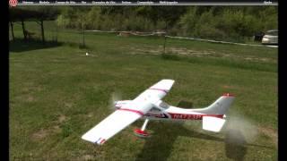 getlinkyoutube.com-Treinando FPV no Phoenix e Aero fly