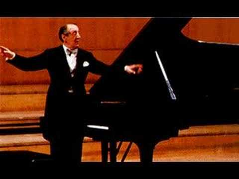 Horowitz plays Chopin: Fantasie-Impromptu Op. 66
