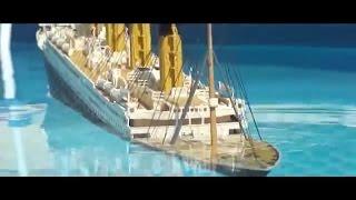 getlinkyoutube.com-Naufrage du Titanic à l'envers.