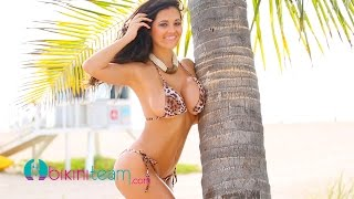 getlinkyoutube.com-Pashence Marie BikiniTeam.com Model of the Month January 2015